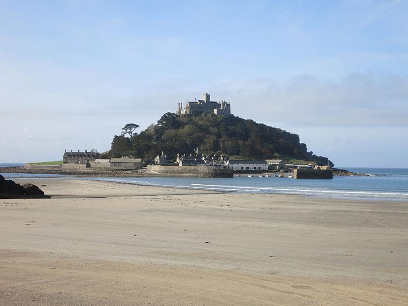 Cormoran Cormelian Giants / St Michael's Mount, Marazion, Cornwall
